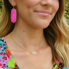 It's always a great day to get some new @kendrascott  Open until 3 today! #kendrascott #prettyinpink #accessories #popofcolor #summerstyle #shopjuneandbeyond #juneandbeyondboutique