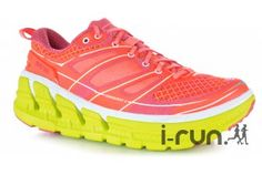 Hoka One One Conquest 2 W pas cher - Chaussures running femme running Route en promo