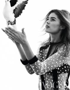 Doutzen Kroes - Vogue September Preview - Nieuws - VOGUE Nederland