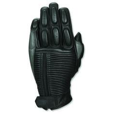 2Xlarge Roland Sands Design Dezel Leather Motorcycle Gloves Tobacco