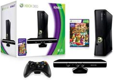 Xbox 360 4gb Kinect ☆ Empty Box Inserts & Manual Only No Console☆ships Fast Customers First