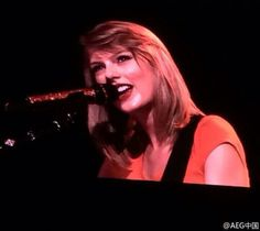 B stage chat via @TswiftNZ Shanghai night one !