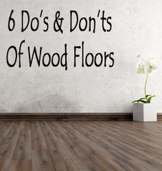Many people choose hardwood floors because it is easy to maintain and keeps looking great. Here are a few things that you need to remember when you are dealing  with hardwood. 1. Wipe up any spills as soon as they occur. Although you will not have an instant stain when you …