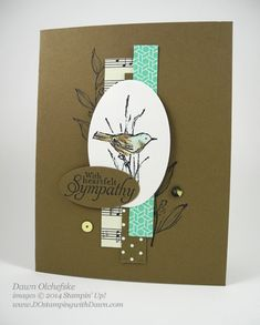 Two QCs with Dawns Favorite: Simply Sketched Hostess Set - DOstamping with Dawn, Stampin Up! Demonstrator