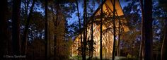 Visit this amazing chapel and botanical gardens in Arkansas!