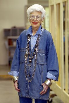 c765c08d04 Random facts about Iris Apfel  been married for 64 years