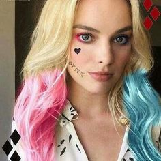 Harley in normal life