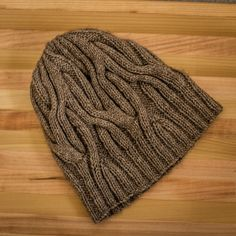 Knitbug: Spinster Slouch