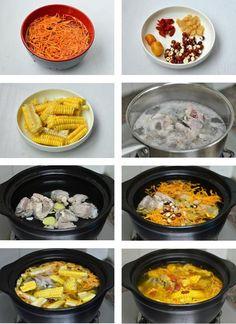 常熬夜加班的一定要會喝這碗湯,滋養脾胃效果最佳! - 討論區 - COOK1COOK 煮一煮食譜網- 精選免費食譜