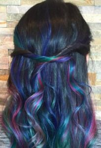 Galaxy Hair is one of the most exciting hair trends ever. It's reminiscent of the gorgeous nebulas you probably learned about in science class. With the stunning greens, purples, pinks, and blues, …