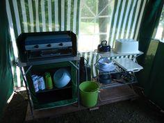 gazebo kitchen