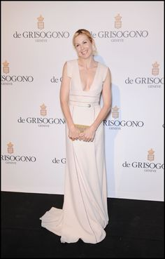 Kelly Rutherford in ELIE SAAB Ready-to-Wear Spring 2012 at the de Grisogono event in Cannes