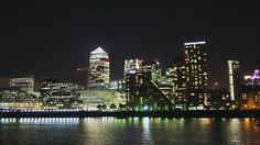 Goodnight Canary Wharf..  #canarywharf #london #city #citylights #goodnight  #color #photography by ronaldarvinjoseph