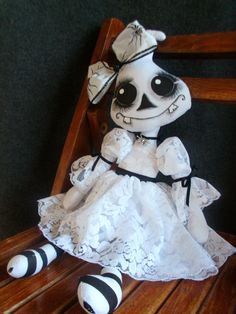 Halloween Annie, I love the face!