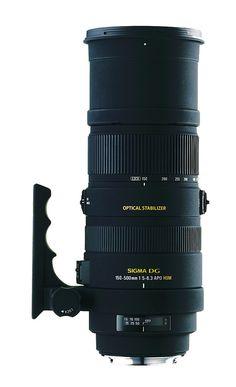 Amazon.com : Sigma 150-500mm f/5-6.3 AF APO DG OS HSM Telephoto Zoom Lens for Nikon Digital SLR Cameras : Digital Slr Camera Lenses : Camera & Photo