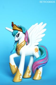 Cool Princess Celestia Figure