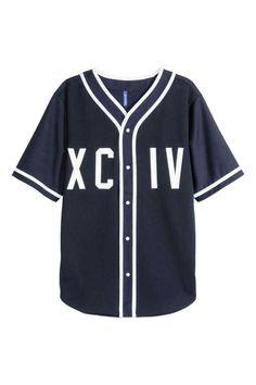 Chemise de baseball | H&M
