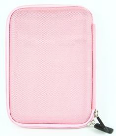 Pink Nylon EVA Semi Hard Case Cover for Kindle Paperwhite, Kindle Touch Wi-Fi / 3G and Kindle // Black Friday Deals // Get a Bonus Mini Stylus Pen + EnvyDeal Velcro Cable Tie // MULTIPLE COLORS AVAILABLE! by Kroo. $12.95. Bundle Includes one Black mini Stylus Pen that can be plugged into the headphone jack while not in use. EVA wrapped with Nylon Semi Hard Case with Zipper Closure for eReaders to use alone or inside your Laptop Tote, Briefcase, Bag or Purse. Made with...
