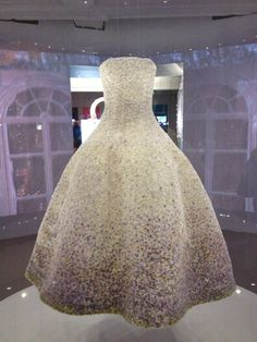 Dior Gowns | What. A. Dress. Stunning dress created by Dior's current creative ...