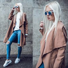 Get this look: http://lb.nu/look/8134366  More looks by Oksana Orehhova: http://lb.nu/oksiger  Items in this look:  Zero Uv Sunglasses   #casual #sporty #street