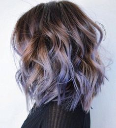 Spring is in the (h)air #pastelhair #hairstyles  Source || Pinterest #hair #beauty #haircolor #BeautyCircle