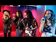 Little Mix - Holy Grail/Counting Stars/Smells Like Teen Spirit in the Li...