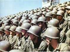 Basic Training at Fort Ord 1970