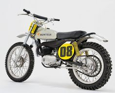 1972 Montesa Cappra 250VE