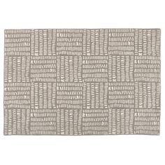 Tally Area Rug (Grey) | The Land of Nod