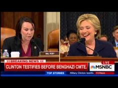 Rep. Susan Brooks BUSTS Hillary Clinton In BLATANT Lie During Benghazi Hearing! Wow!!! - YouTube