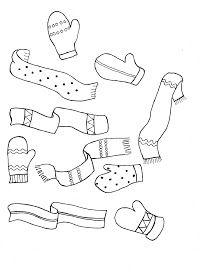 Ovisélet : Téli feladatlapok Mittens, Worksheets, Winter Outfits, Kindergarten, Techno, Education, School, Children, Crafts