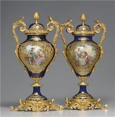 More beautiful urns