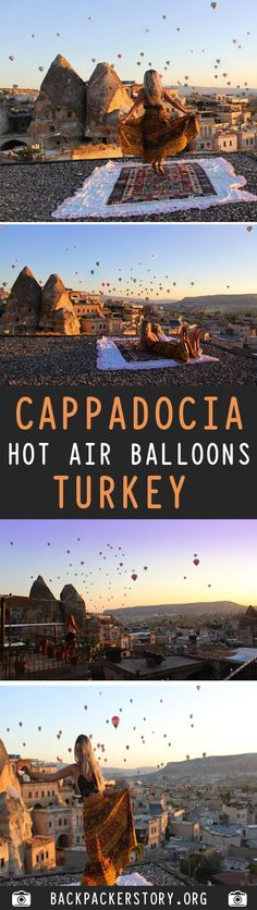 How to explore Cappadocia, Turkey