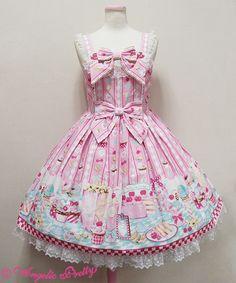 Lolibrary | Angelic Pretty - JSK - Diner Doll JSK