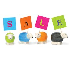Herdy sale now on!  Up to 70% off many products - available online and in our Grasmere and Hawes shops.