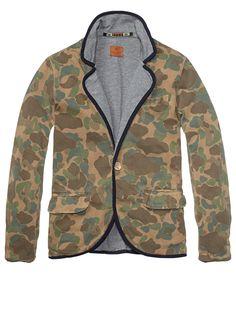 Reversible Jersey Blazer > Kids Clothing > Boys > Blazers at Scotch Shrunk