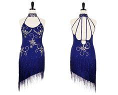Roxy | Rhythm & Latin Dresses | Encore Ballroom Couture