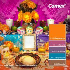 El color de quer taro comex m xico decoraci n for Decoracion hogar queretaro