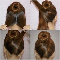 Fantastic I am definitely doing this for dance instead of just a regular sock bun  The post  I am definitely doing this for dance instead of just a regular sock bun…  appeared first on  Emme's Ha ..