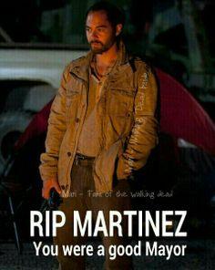 RIP ~ The Walking Dead