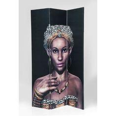 Παραβάν African Queen Safari, African, Queen, Design