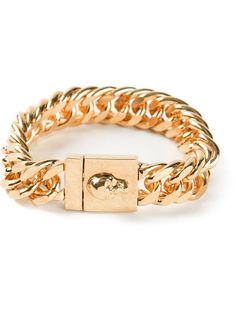Over brands to shop now. Explore designer jewellery for men at Farfetch for a diverse range of pieces from top fashion houses to emerging designers. Gucci Bracelet, Skull Bracelet, Bracelets, Bracelet Designs, Jewelry Branding, Designing Women, Alexander Mcqueen, Fine Jewelry, Jewelry Design