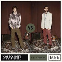 ¡Un #viernes de #Vs! ¿Cuál de estos dos #looks eliges?