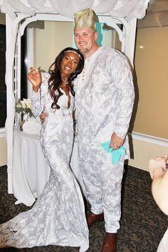 Bridesmaids African Wedding Pinterest African Wedding Theme