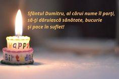 Mesaje De Sfântul Dumitru. Alege Cele Mai Frumoase Urări, SMS-uri și Mesaje De La Mulți Ani De Sfântul Dumitru | Ştiri | Libertatea | Libertatea Mai, Birthday Candles