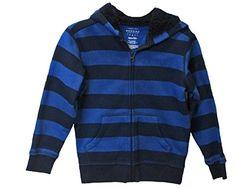 SONOMA Life + Style Blue Bold Striped Fleece Hoodie Boys- M (5/6) Sonoma http://www.amazon.com/dp/B018UI2MWC/ref=cm_sw_r_pi_dp_zHbKwb1VRMP36
