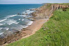صور : أجمل عشر شواطئ في المملكة المتحدة