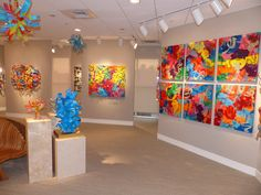 Exposition Art Blog: Abstract sculptore Dorothy Gillespie
