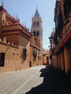 Church of Santa Ana in Triana, Seville   Spain (by Nacho Coca)