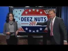Talking Heads Have a Problem with Deez Nuts - Neatorama